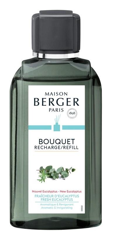 Maison Berger Duftpinde Refill - Fresh Eucalyptus(200ml)