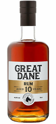 Great Dane Rum (10 years)