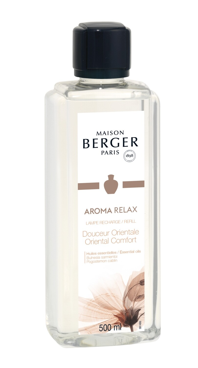 Maison Berger Lampeolie - Aroma Relax (500ml)