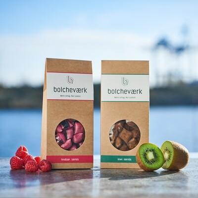 bolcheværk - Kiwi & Lakrids