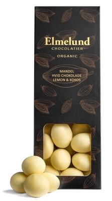 Elmelund - Mandel/ Hvid chokolade/ Lemon & Kokos