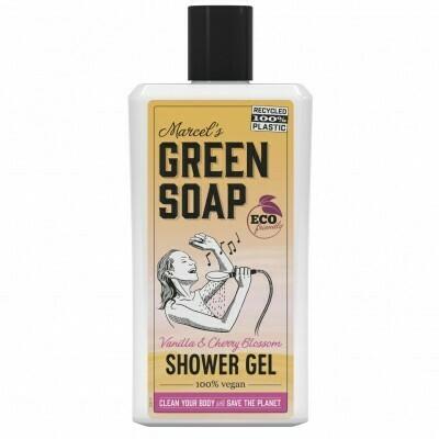 Marcel Green Soap Shower gel - Vanilla & Cherry Blossom