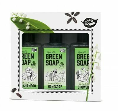 Marcel Green Soap Gave æske - Tonka & Muguet