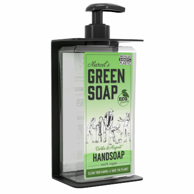 Marcel Green Soap Sæbedispenser holder - Enkel