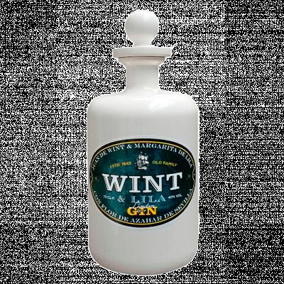Wint & Lila Gin & Tonic pakke - Dry Gin & 2 stk. Lemon