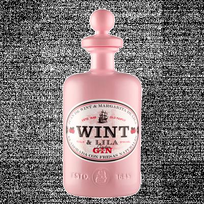 Wint & Lila Gin & Tonic pakke - Jordbær gin & 2 stk. Jordbær tonic.