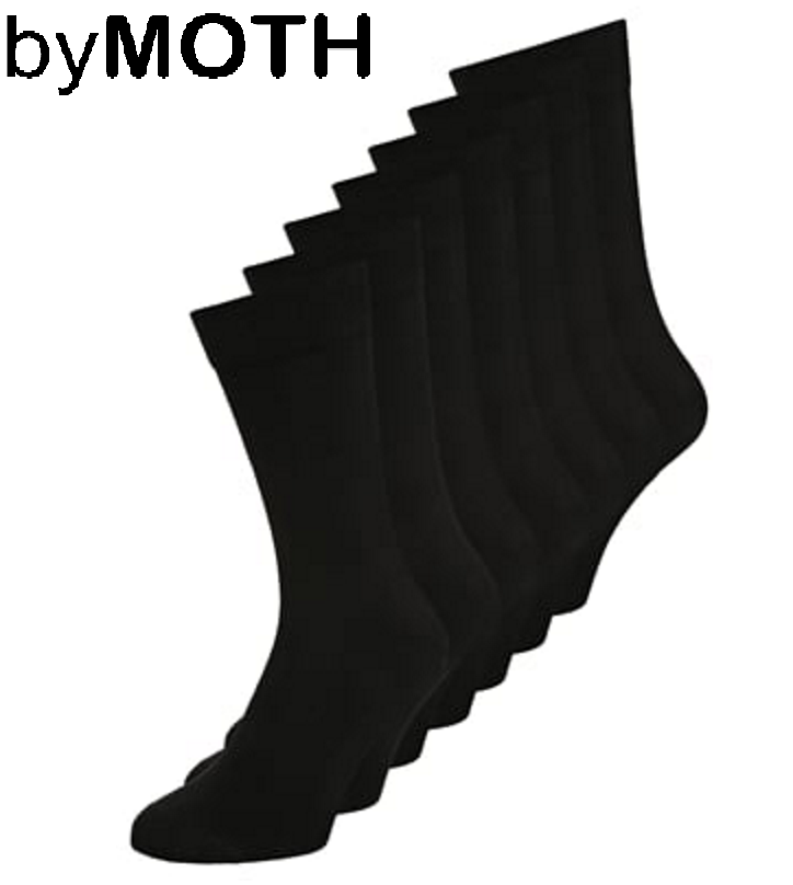 byMOTH strømper - str. 45 - 48