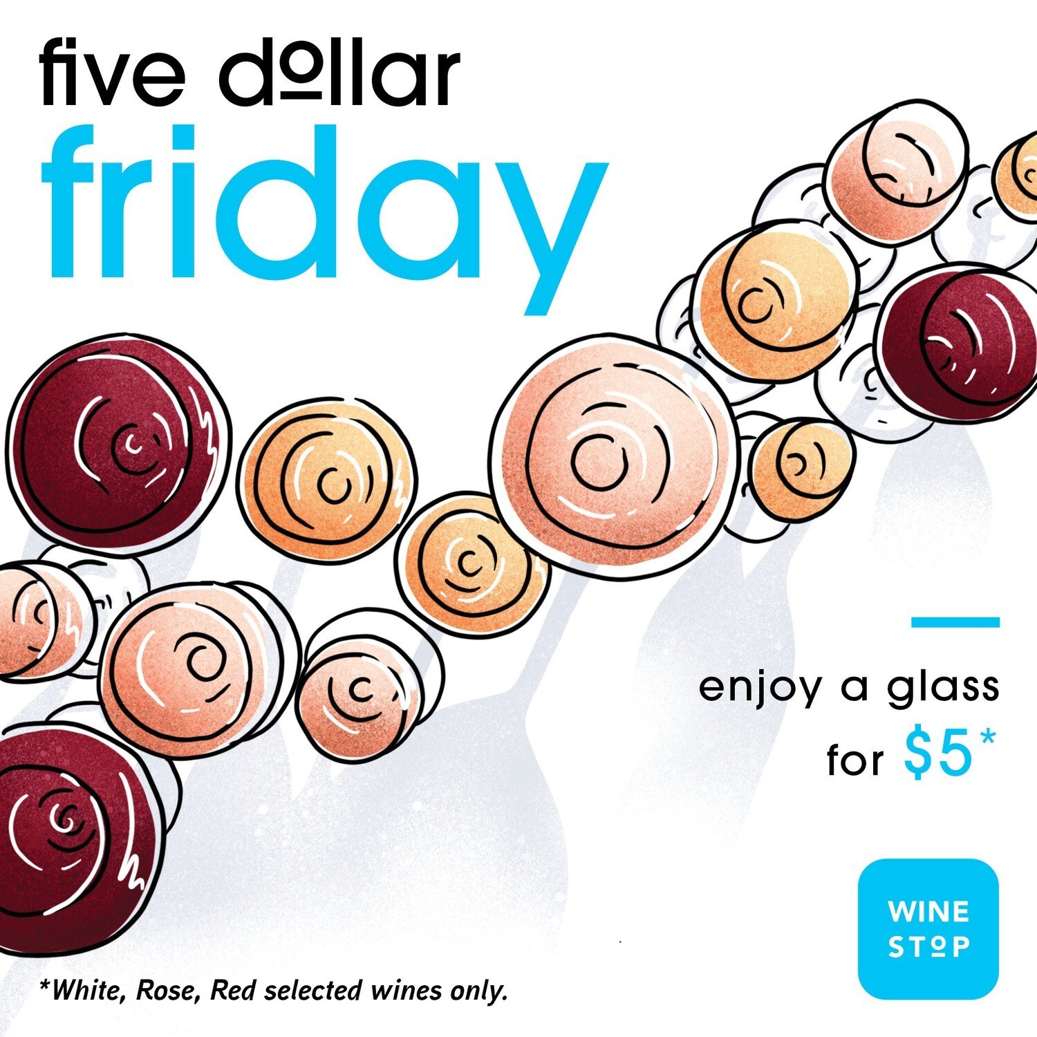 Every Friday: Five Dollar Friday