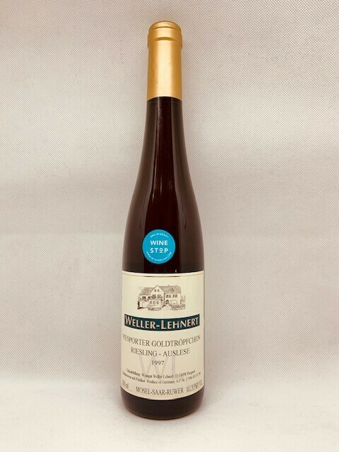 Mosel Riesling Auslese 1997