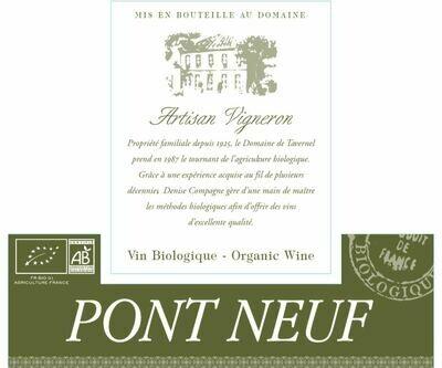 Pont Neuf Rouge (organic)