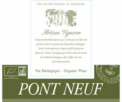 Pont Neuf Blanc (organic)
