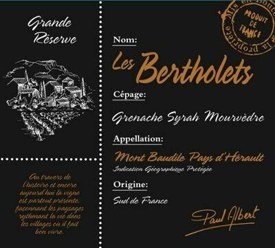Les Bertholests Grande Reserve