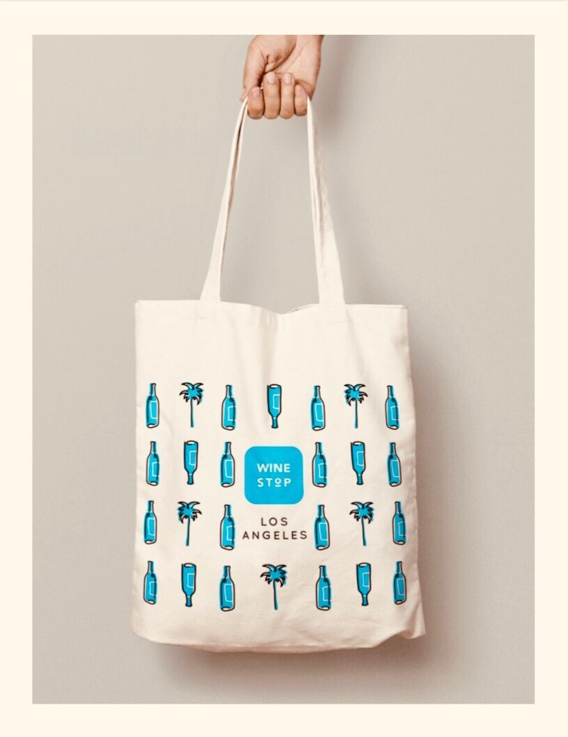 Wine Stop Tote 2020