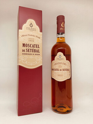 Moscatel De Setubal 2012 (skin-contact)
