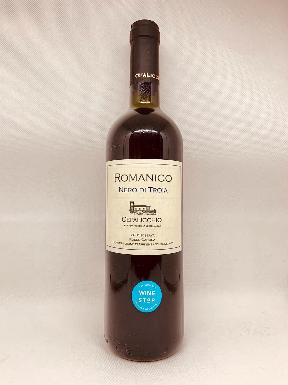 Romanico 2005 (biodynamic)
