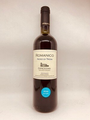Romanico 2005 (biodynamic)