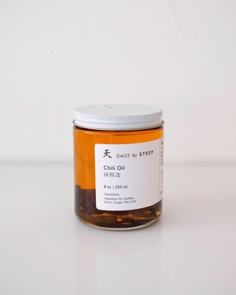 Steep Chili Oil