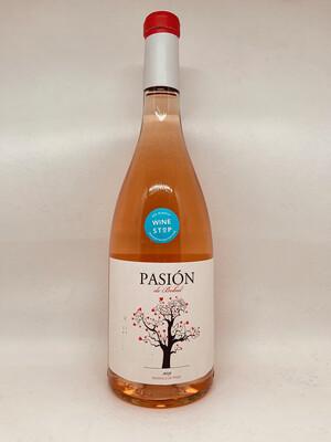 Pasion De Bobal Rose' (organic & vegan)