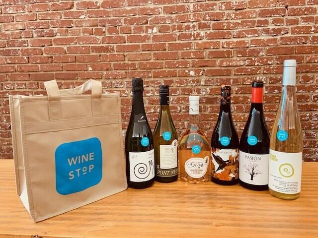 6-Bottle Thanksgiving Wine Bag 2020