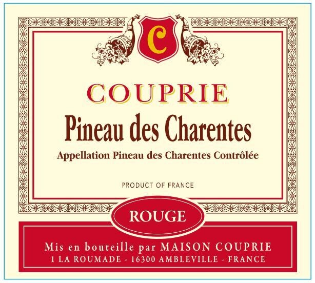 Couprie Rouge
