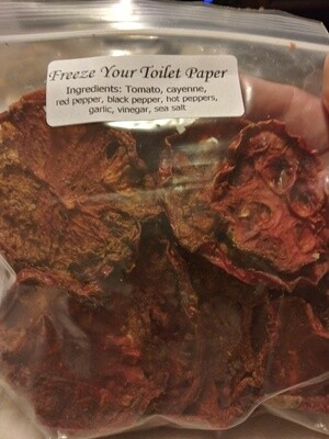 Freeze Your Toilet Paper