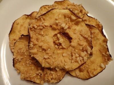 Pecan Caramel Apple Chips