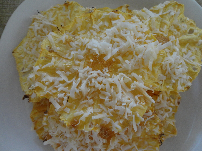 Pina Colada Pineapple Chips