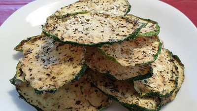 Zesty Zucchini Parmesan