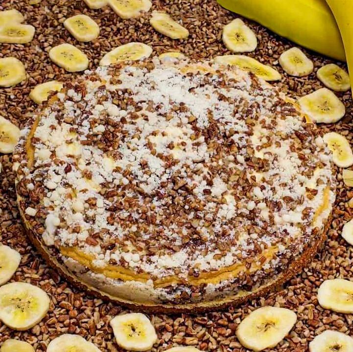 Banana Pecan