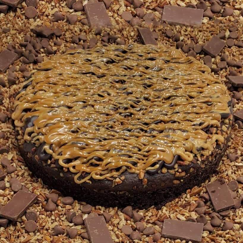 Chocolate Caramel Pecan
