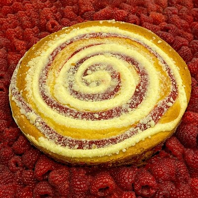 Raspberry Cream Cheese