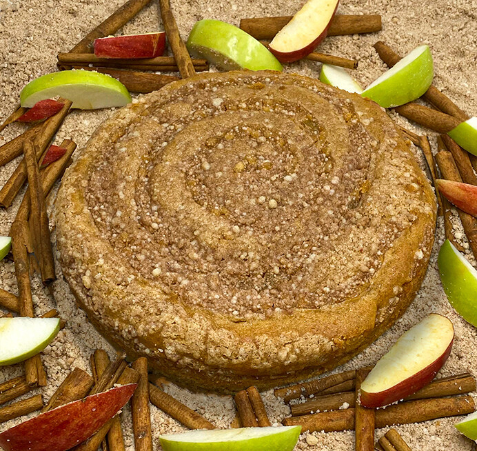 Apple Cinnamon Supreme