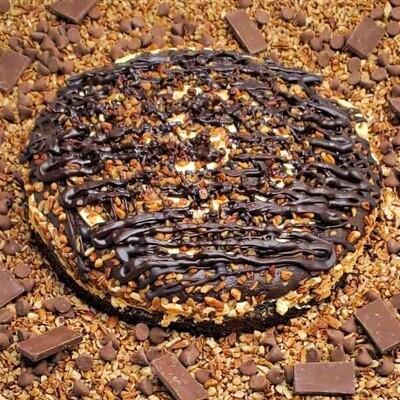 Chocolate Cream Cheese Pecan