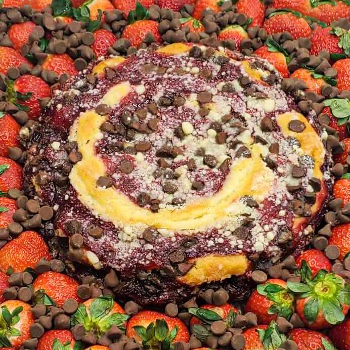 Strawberry Chocolate Chip