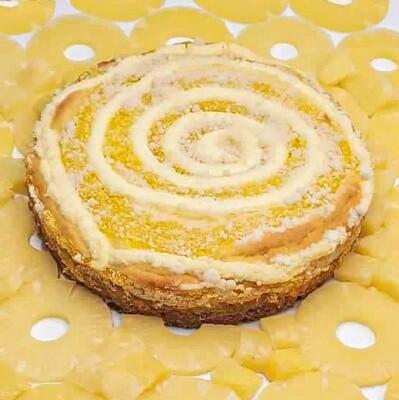 Pineapple Cream Cheese