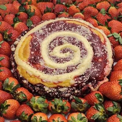 Strawberry Cream Cheese