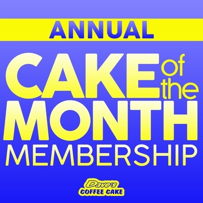Cake of the Month Membership