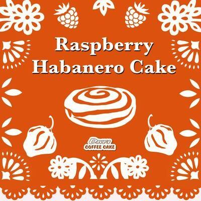 Raspberry Habanero Cake