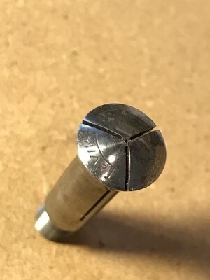 8mm Levin #4 WW Jewelers / Watchmakers Lathe Collet