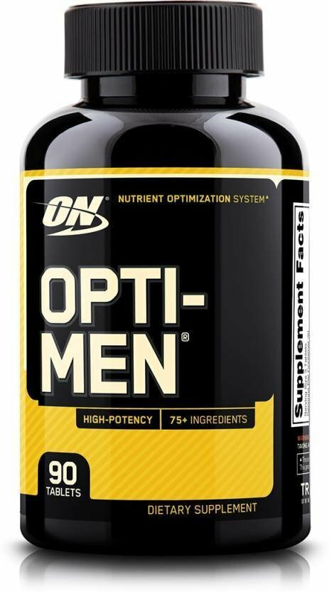 Optimum Nutrition Opti-Men 90 tablets 748927052237