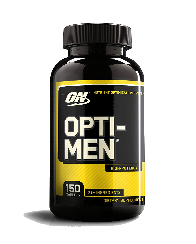 Optimum Nutrition Opti-men Multi-vitamin - 150 Tablets 748927052275