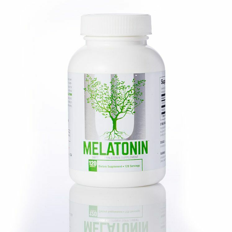 Universal Nutrition Melatonin 5mg 39442031716(base)