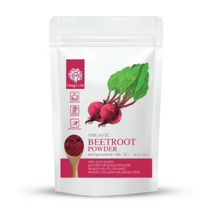 Feaga Life Organic Beetroot Powder 200g 10116