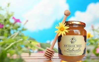 Биологичен Билков мед