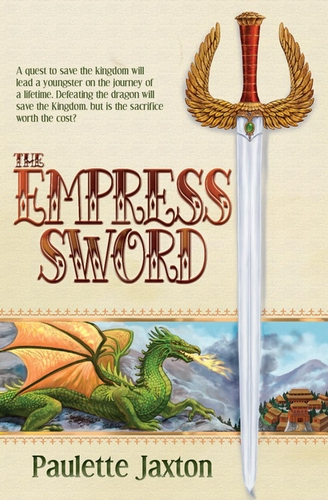 The Empress Sword - Paulette Jaxton