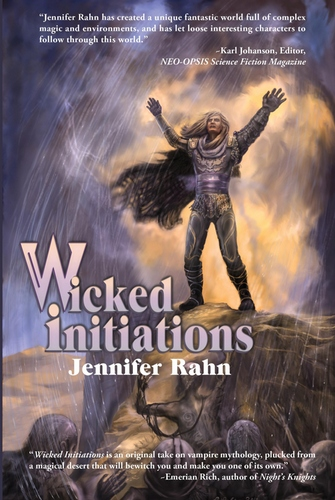 Wicked Initiations (Ebook) by Jennifer Rahn