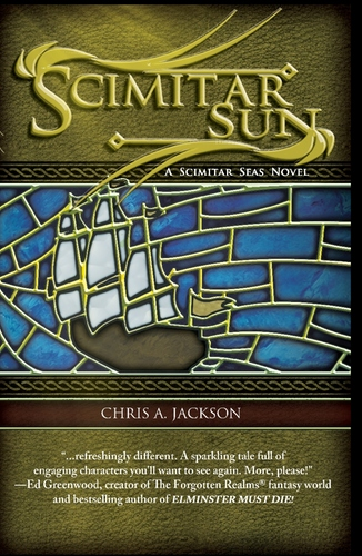 Scimitar Sun by Chris A Jackson