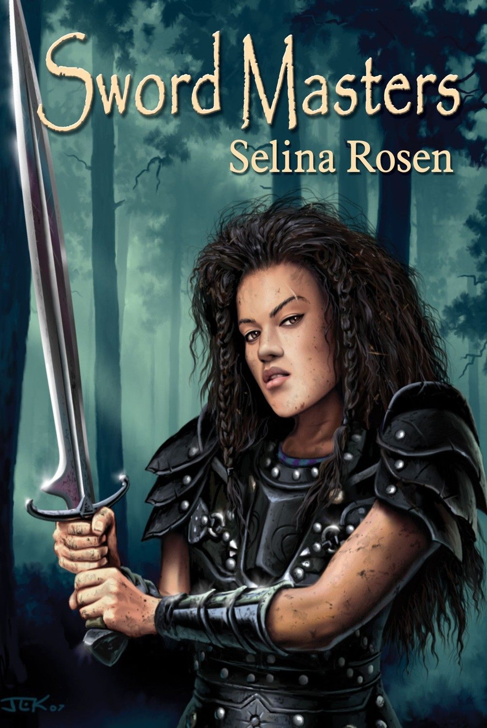 Sword Masters by Selina Rosen