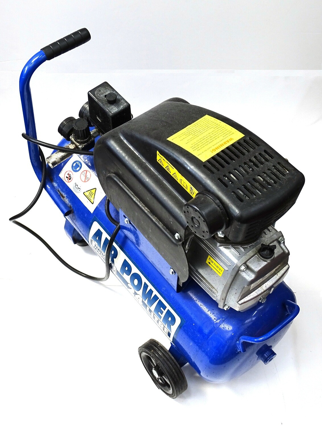 Air Compressor 24 Litre - Second Hand