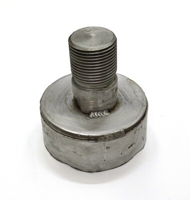 "1"" BSP Male Adjustable Tank Feet - Stainless Steel"